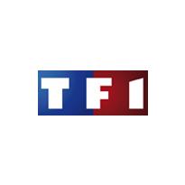 Logo de TF1, client de Yanda