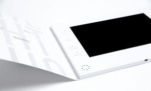 La brochure vidéo : un mix parfait entre digital et print